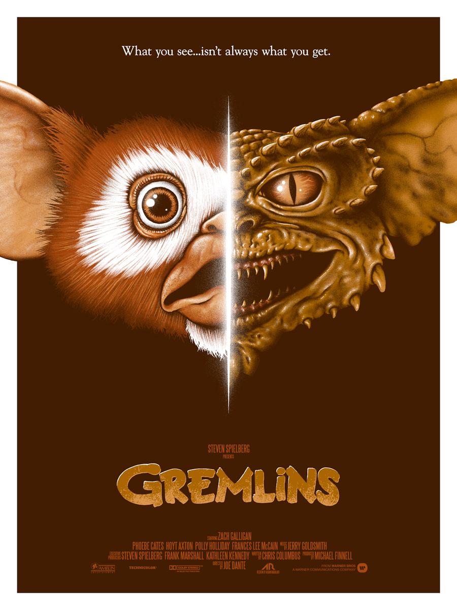 Gremlins by adamrabalais