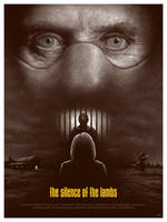 Cinematic Psychopaths: The Silence of the Lambs by adamrabalais