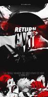[TAG WALL] Hyuskan - Return of Evil - 2/Dwayn