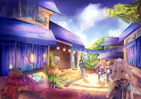 Marketplace by Feitaru