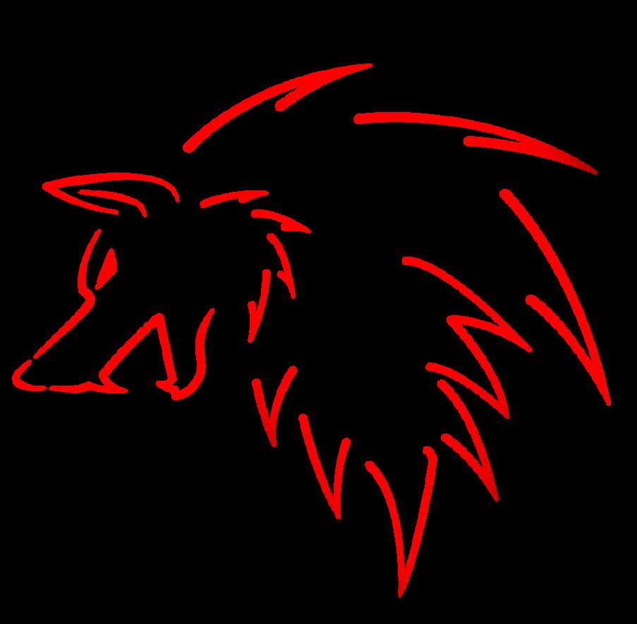 Red Wolf Logo by jhaqastar on DeviantArt