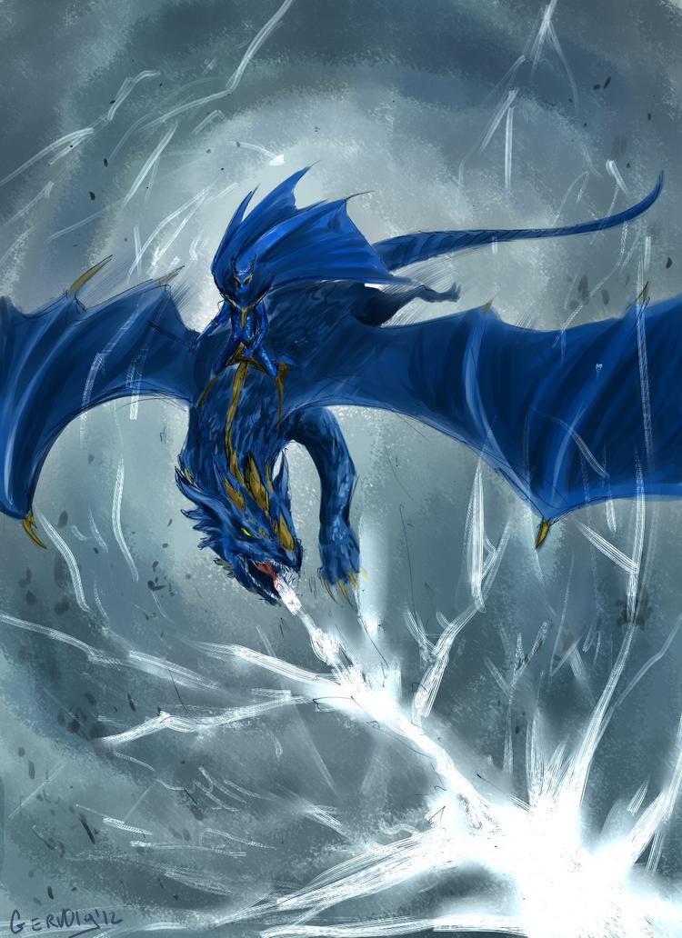 The Highlord Skies by GerVOlg