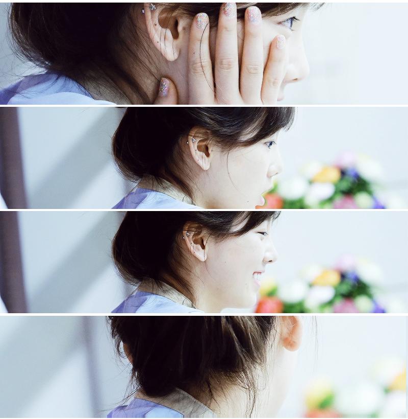 300913 - Taeyeon cute and baby by Syaoran-Ngo