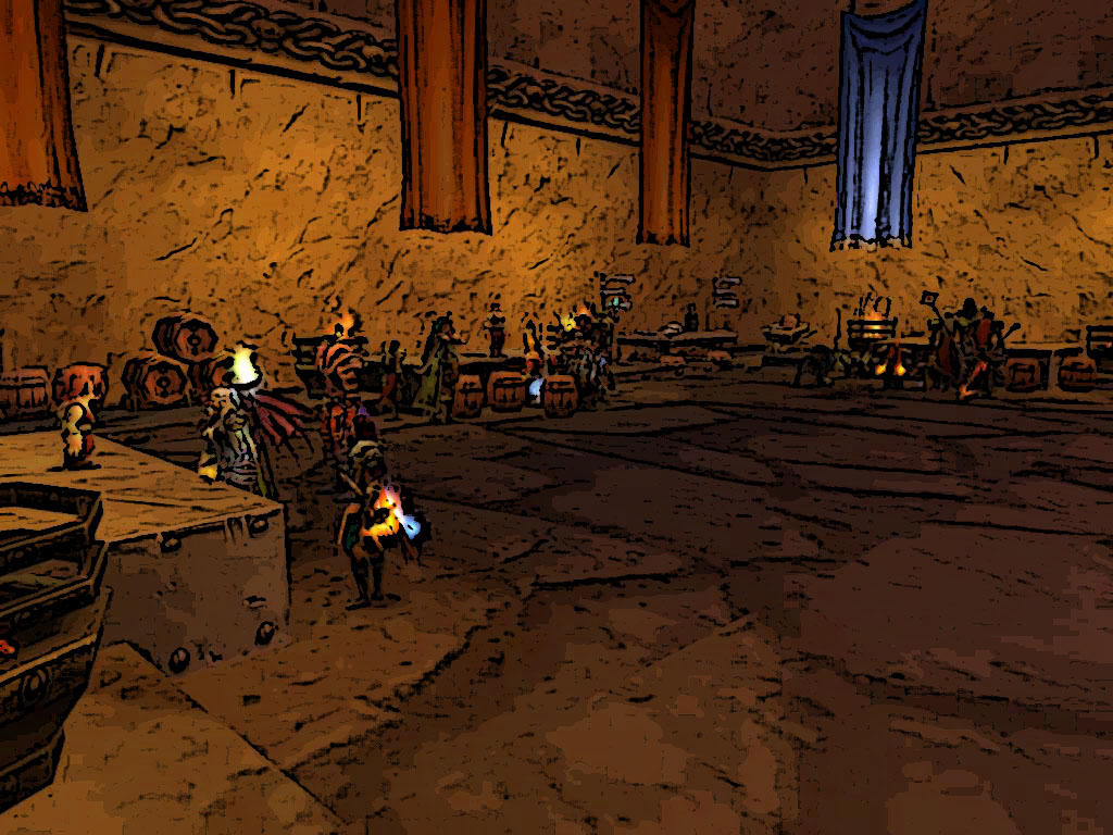 Perfect Ironforge   Auction House By Sailorshane ...