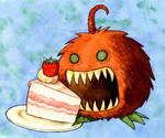 Kringeldinge: OMNOMNOM, Cake!
