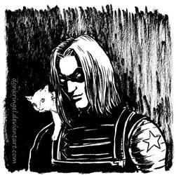 Bucky and Al by DonKringel