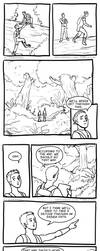 24 Hour Comic 2018 - Immertus Plant - Page 7 - 9 by DonKringel