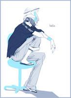 sacre bleu by HonoLuLu