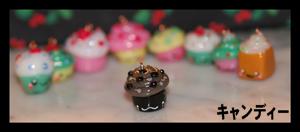 Emo Cupcake by NiqiNasomi