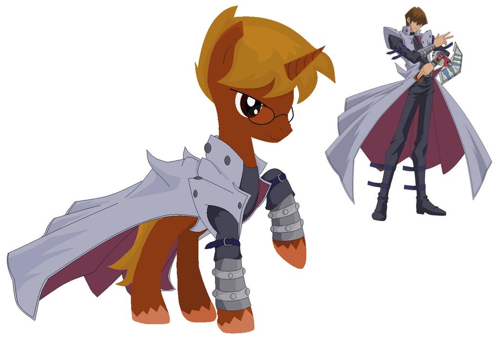 Levi (Seto Kaiba's outfit) by DragonLoverartis