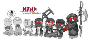 Madness Combat - Hank