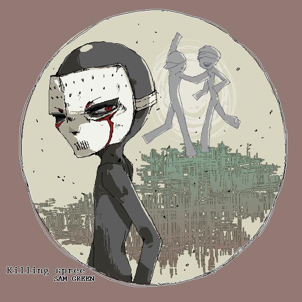 Killing Spree - goodbye by kaizokupiano
