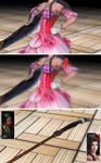 Diao Chan VS Guan Yu: Boob Power