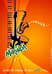 MIRINDA - BEVERAGE SERIES