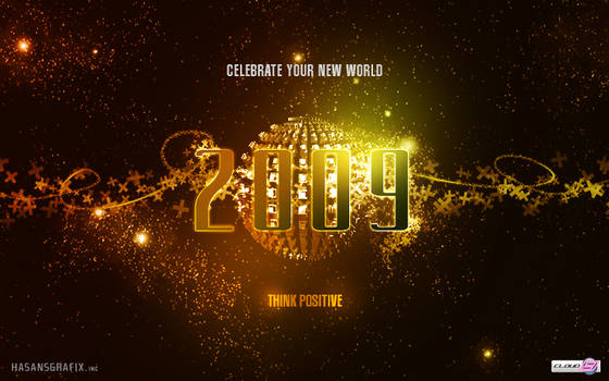 2009 - THINK POSITIVE
