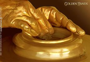 GOLDEN HANDS by hasanaliakhtar
