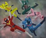 Super Sentai Gorenger