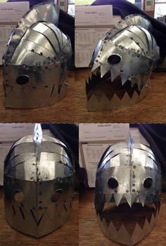 Undyne's Helm