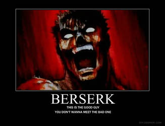 Berserk by Kaoskid1