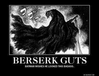 Berserk Guts by Kaoskid1