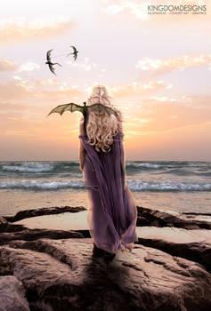 Daenerys Stormborn - Mother of Dragons