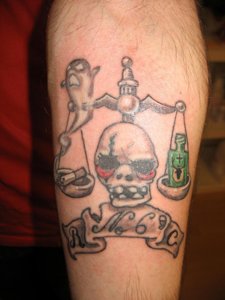 Tattoo painkiller 6 by flosch art on deviantart for Painkillers for tattoos
