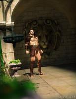 Tye2 Warrior by jepegraphics