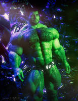 The Green One by jepegraphics