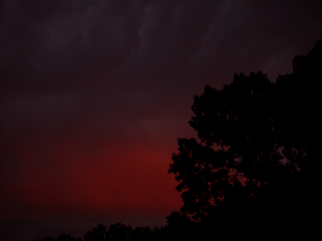 Tears of a Blood Red Moon by AmorVitae