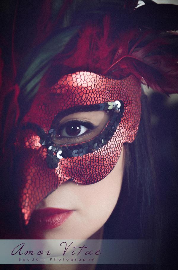 Masquerade Haze by AmorVitae