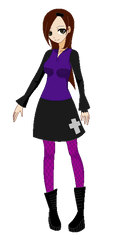 DOLL: Human! Obscurum (Seiko) by PrincessDeathWish