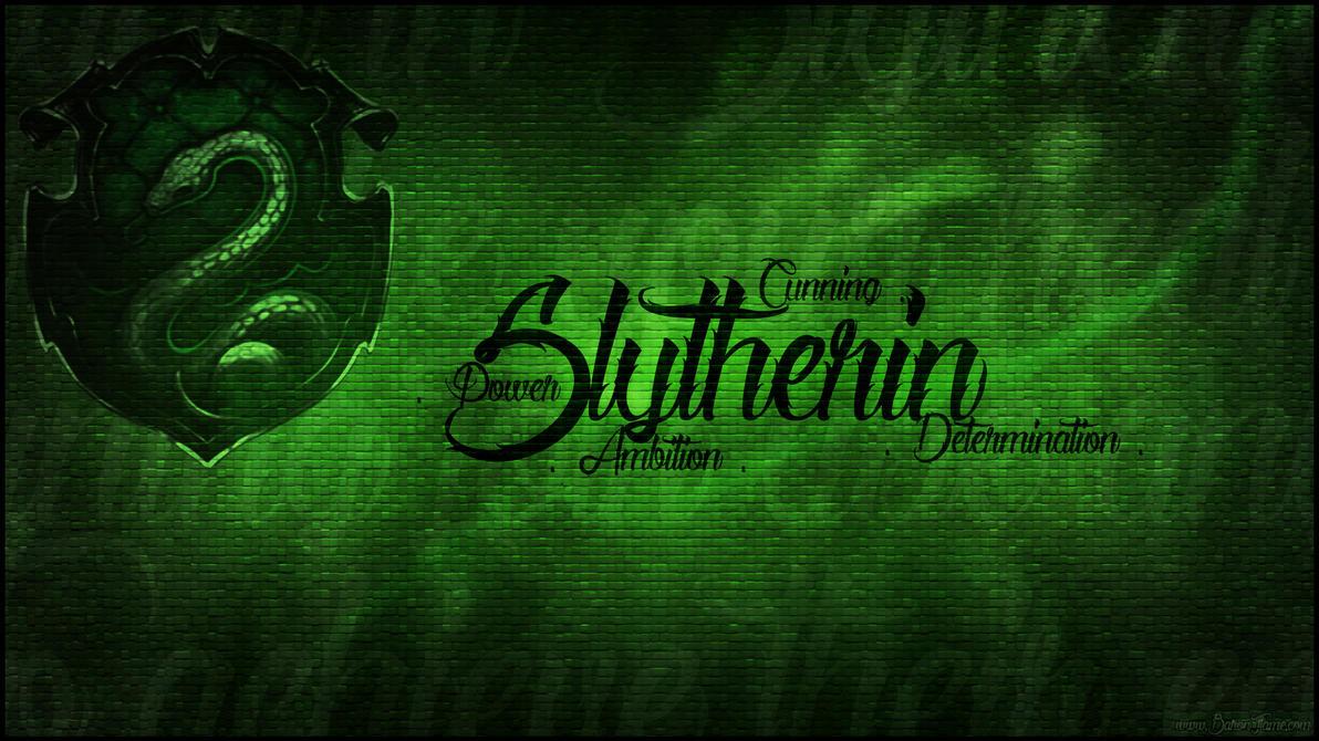 Slytherin Pride Wallpaper by Baronflame on DeviantArt
