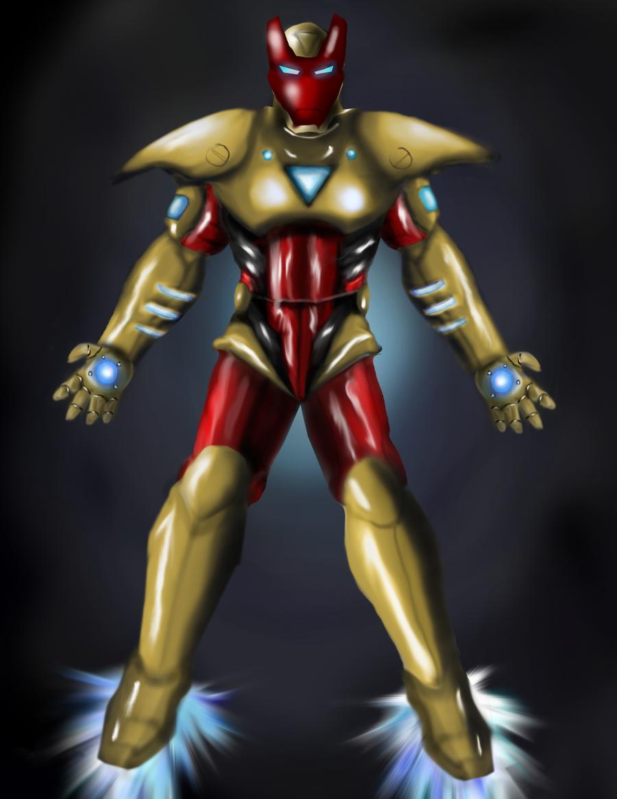 Iron Man Armor Design by DCGIL on DeviantArt