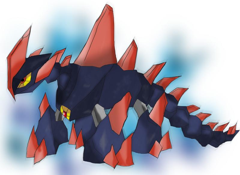 Pokemon Gigalith Evolution Images | Pokemon Images