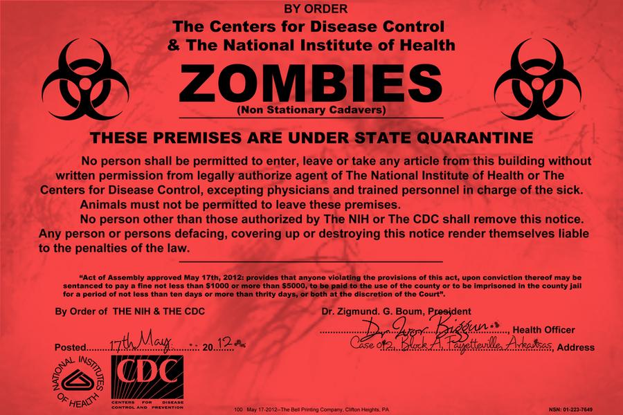 Quarantine Zombie Quarantine  by apocalypse-Quarantine Movie Zombie