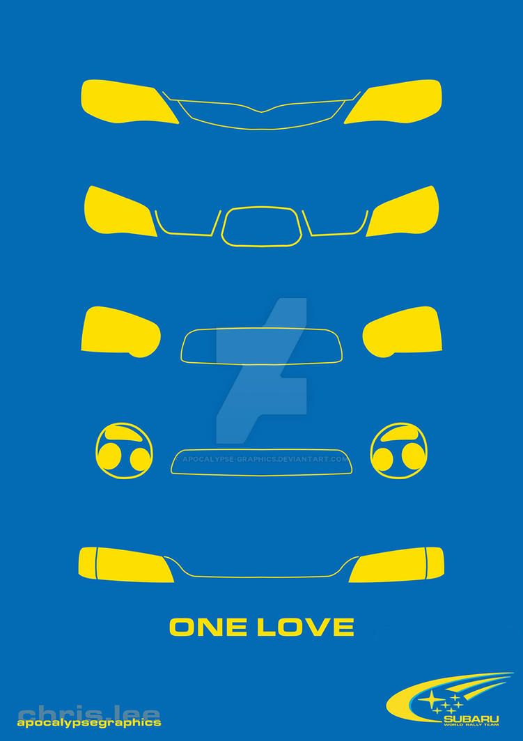 one love - subaruapocalypse-graphics on deviantart