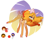 Brightwing Advent Adopts- Harvest Moon (CLOSED)