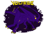 Voltege Badge