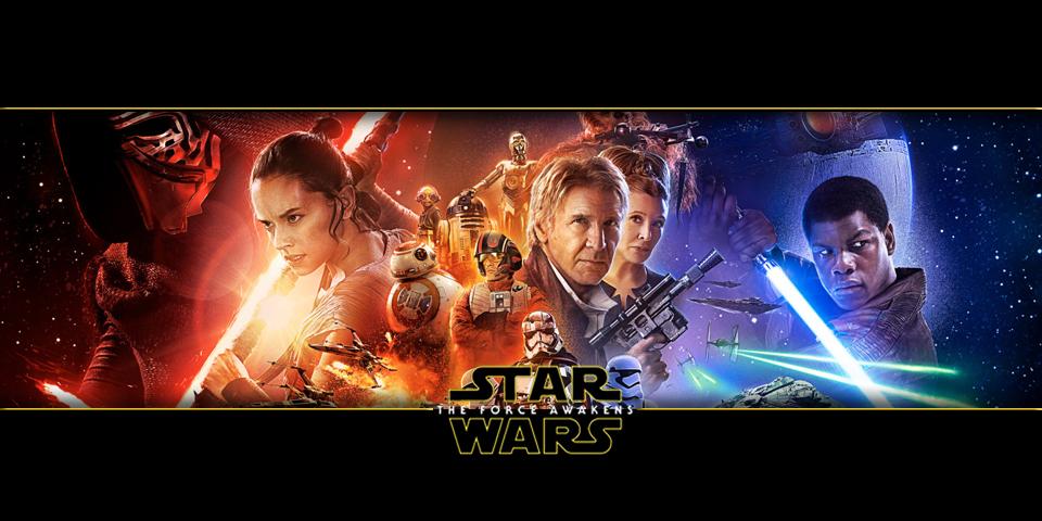 Star Wars Force Awakens Facebook Cover Banner By Strikermane On Deviantart