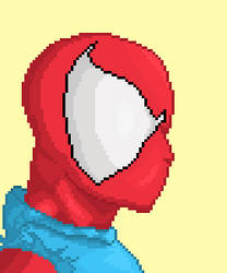 #31 Scarlet Spider (Ben Reilly) by wanaminur