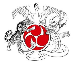 3 Kingdoms of the RyuKyu Isles by Stefanxp