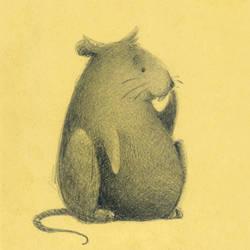 small series - rat by porcelanita