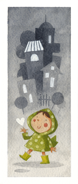 RainyLove by porcelanita
