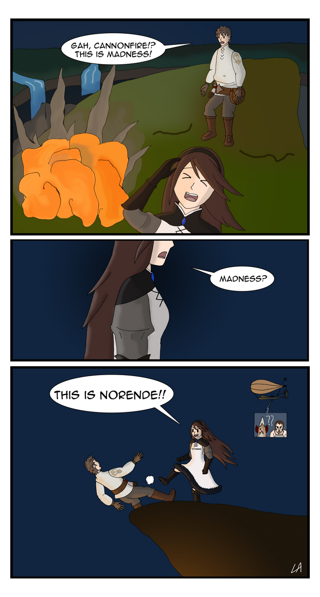 This is Bravely Default!! by LhasaApso