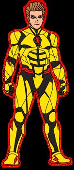 Eobard Thawne/The Reverse-Flash Design 01