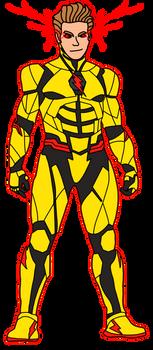 Eobard Thawne/The Reverse-Flash Design 02