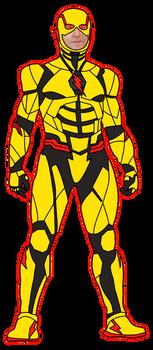 Eobard Thawne/The Reverse-Flash Design 03