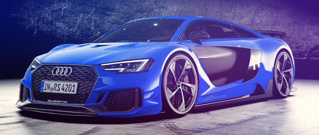 2018 Audi Rs9 Quattro Coupe By Dly00 On Deviantart