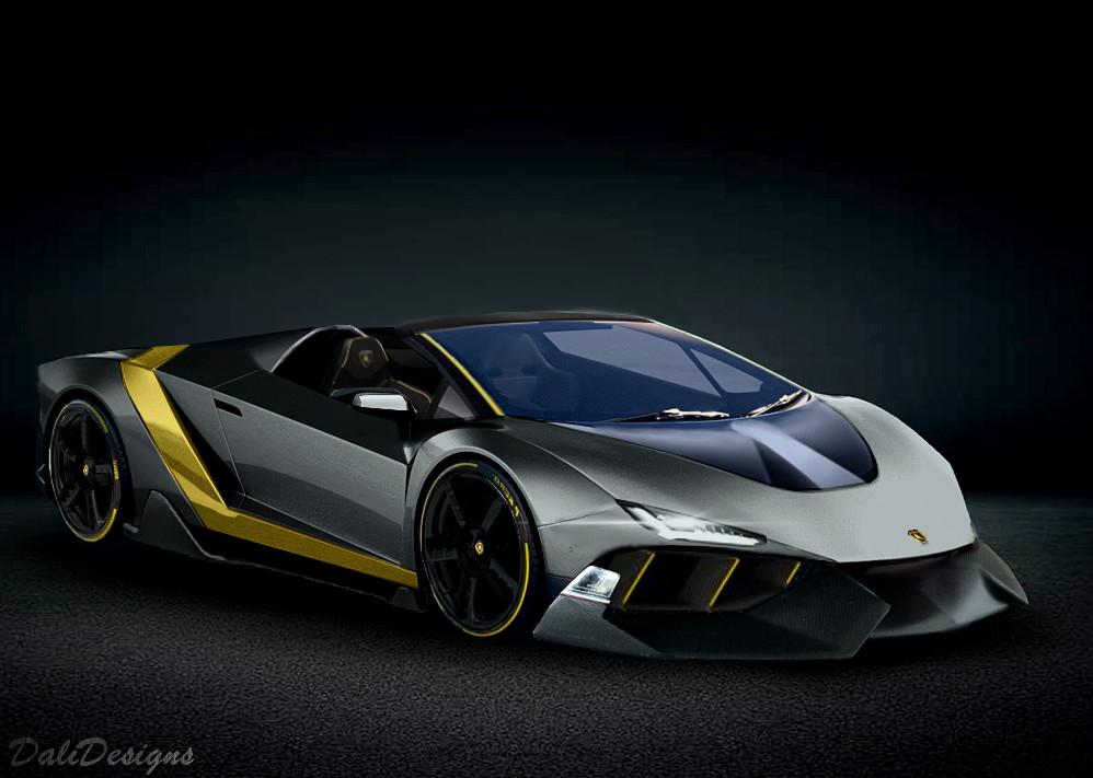 2020 Lamborghini Centenario GT LP1500-4 Roadster by dly00 ...