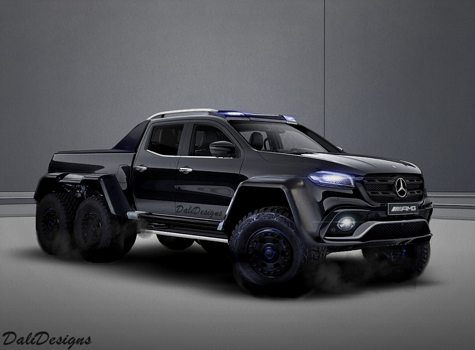 2018 mercedes benz x63 amg 6x6 by dly00 on deviantart. Black Bedroom Furniture Sets. Home Design Ideas
